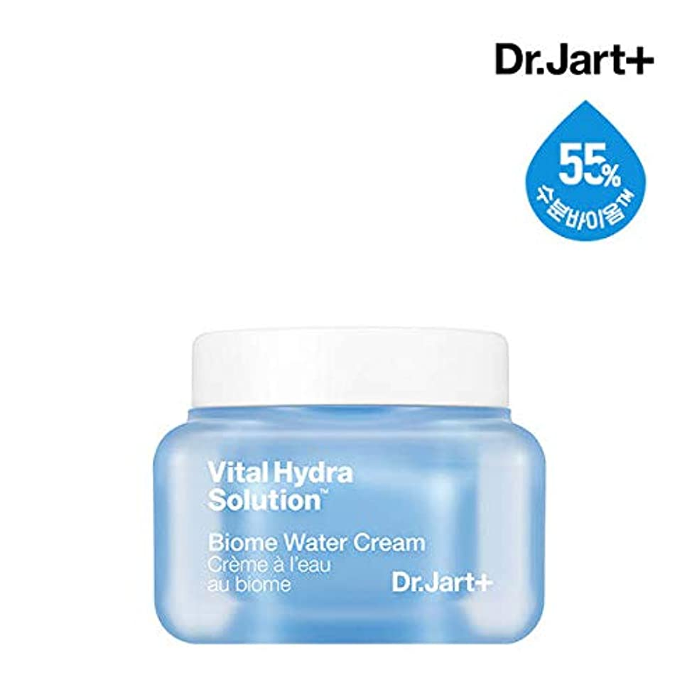 無駄にもかかわらずステレオドクタージャルトゥ[Dr.Jart+] バイタルハイドラソリューションバイオームウォータークリーム50ml (Vital Hydra Solution Biome Water Cream) /リフレッシュハイドレーション