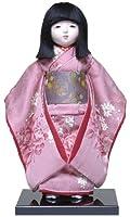 【市松人形】13号市松人形 正絹古布調本仕立仕様 伊藤草園作【ひな人形】【浮世人形】