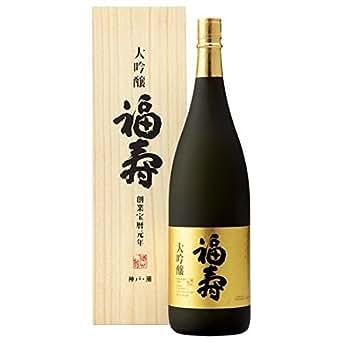 福寿 大吟醸 1.8L (桐箱入)