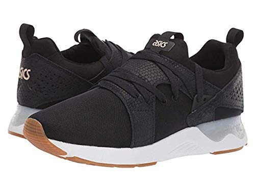 [オニツカタイガー] レディーススニーカー・靴・シューズ Gel-Lyte V Sanze Black/Black US 8.5 B - Medium [並行輸入品]