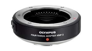 OLYMPUS フォーサーズアダプター ミラーレス一眼用 MMF-3