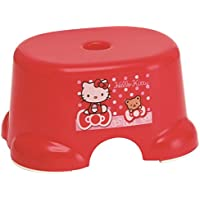 SKATER Hello Kitty(くまとリボン) 子供風呂イス BS24N