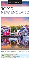 DK Eyewitness Top 10 New England (Pocket Travel Guide)