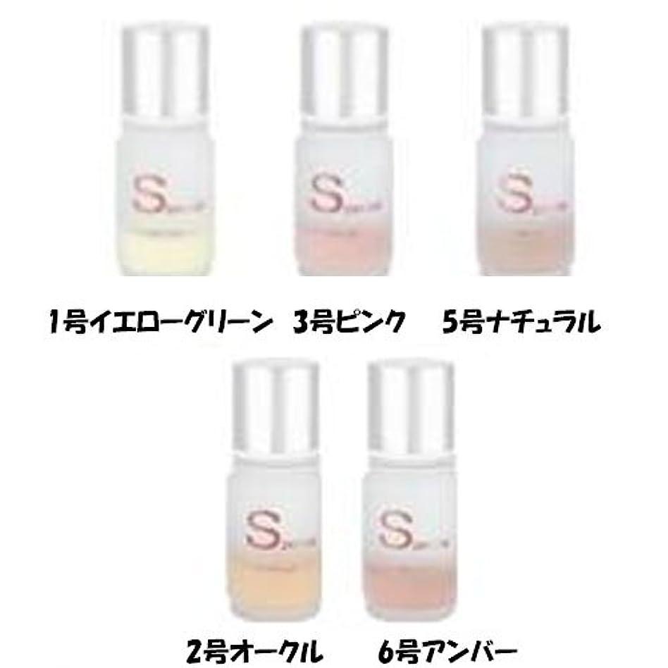 降伏ぬいぐるみピジンジュポン スペシャルファンデーションS 30mL (1 イエローグリーン)