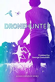 Dronehunter by [Saoulidis, George]