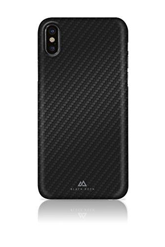 BlackRock  iPhone X ケース Ultra Thin Iced Case -Flex Carbon Black 1050UTI26 1050UTI26