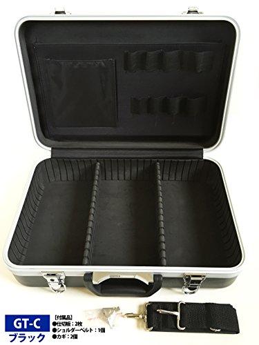Astage ABSストロングケース GT-C ブラック [W約43×D約13×H約30.5cm]