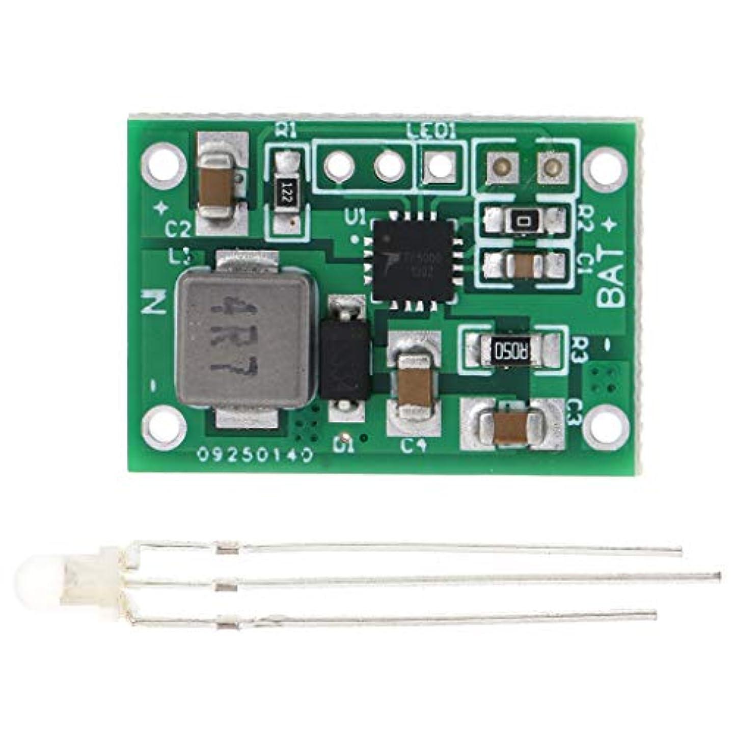 上ありがたい試すLANDUM TP5000 3.6 v / 4.2 v 2A充電ボード3.7 vリチウム3.2 v LiFePO 4バッテリー充電