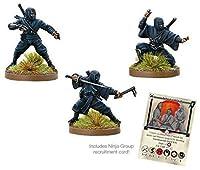 Test Of Honour Ninjas Blister - Metal [並行輸入品]