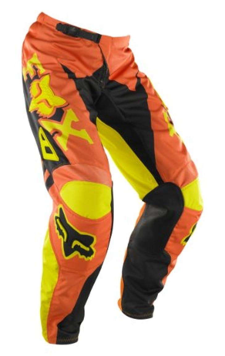 蓋協力する食べるFox Racing 180 Anthemメンズモトクロス/オフロード/ダートバイクオートバイパンツ – オレンジ 34 オレンジ 10006627