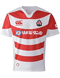 [カンタベリー] メンズ レディース ラグビー 日本代表 ジャージ レプリカ ホームシャツ JERSEY RG37142 L
