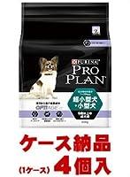 【1ケース納品】 ネスレピュリナペットケア プロプラン ドッグ 超小型犬・小型犬 9歳以上の成犬用 チキン 800g ×4個入