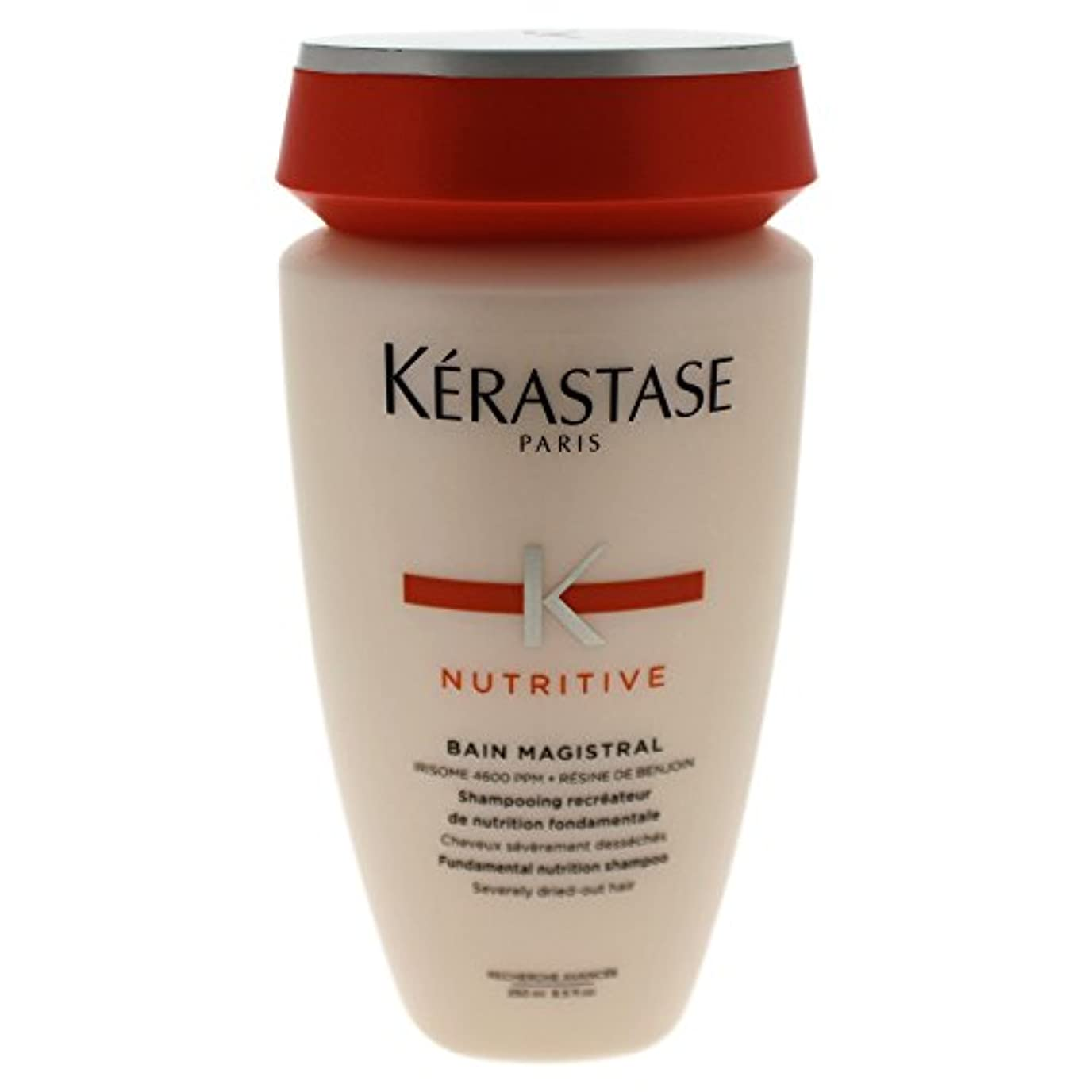 差し控える出席する夕食を作るケラスターゼ(KERASTASE) ニュートリティブ NU バン マジストラル 250ml [並行輸入品]