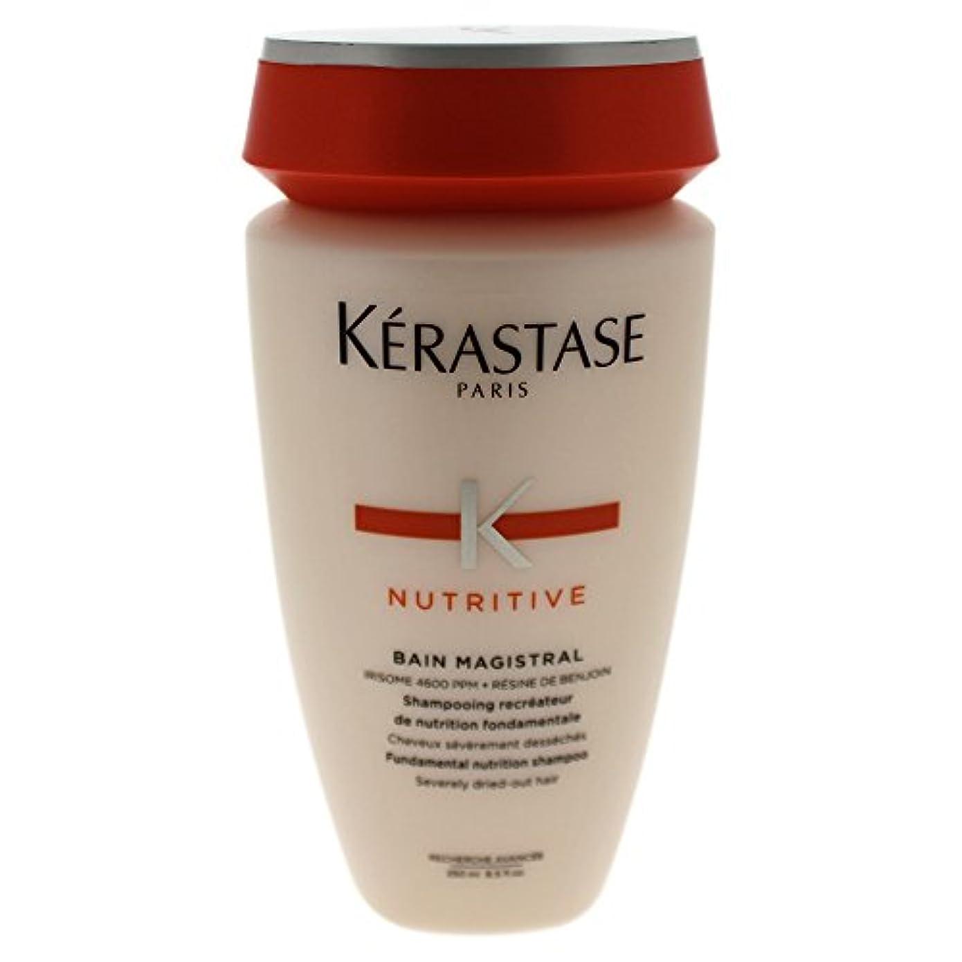 ご注意ペイント松の木ケラスターゼ(KERASTASE) ニュートリティブ NU バン マジストラル 250ml [並行輸入品]