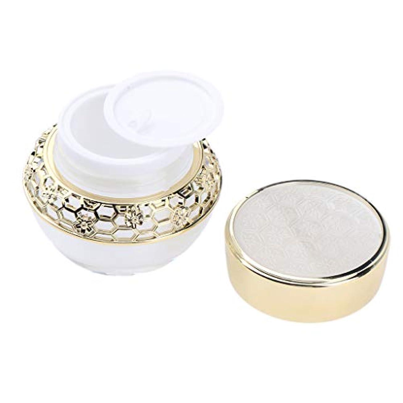 SM SunniMix クリーム 容器 クリームケース 化粧品 アクリル ローション 詰替え容器 2サイズ選べ - 30g