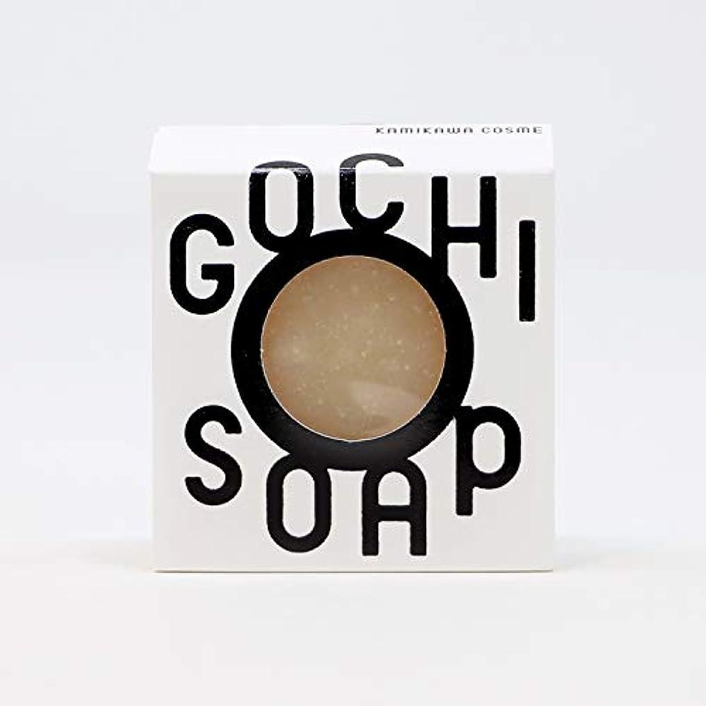 凝視スタンド大使館GOCHI SOAP ゴチソープ 平田こうじ店の米糀のソープ