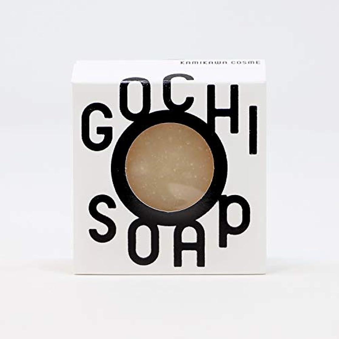 神社三角形筋肉のGOCHI SOAP ゴチソープ 平田こうじ店の米糀のソープ