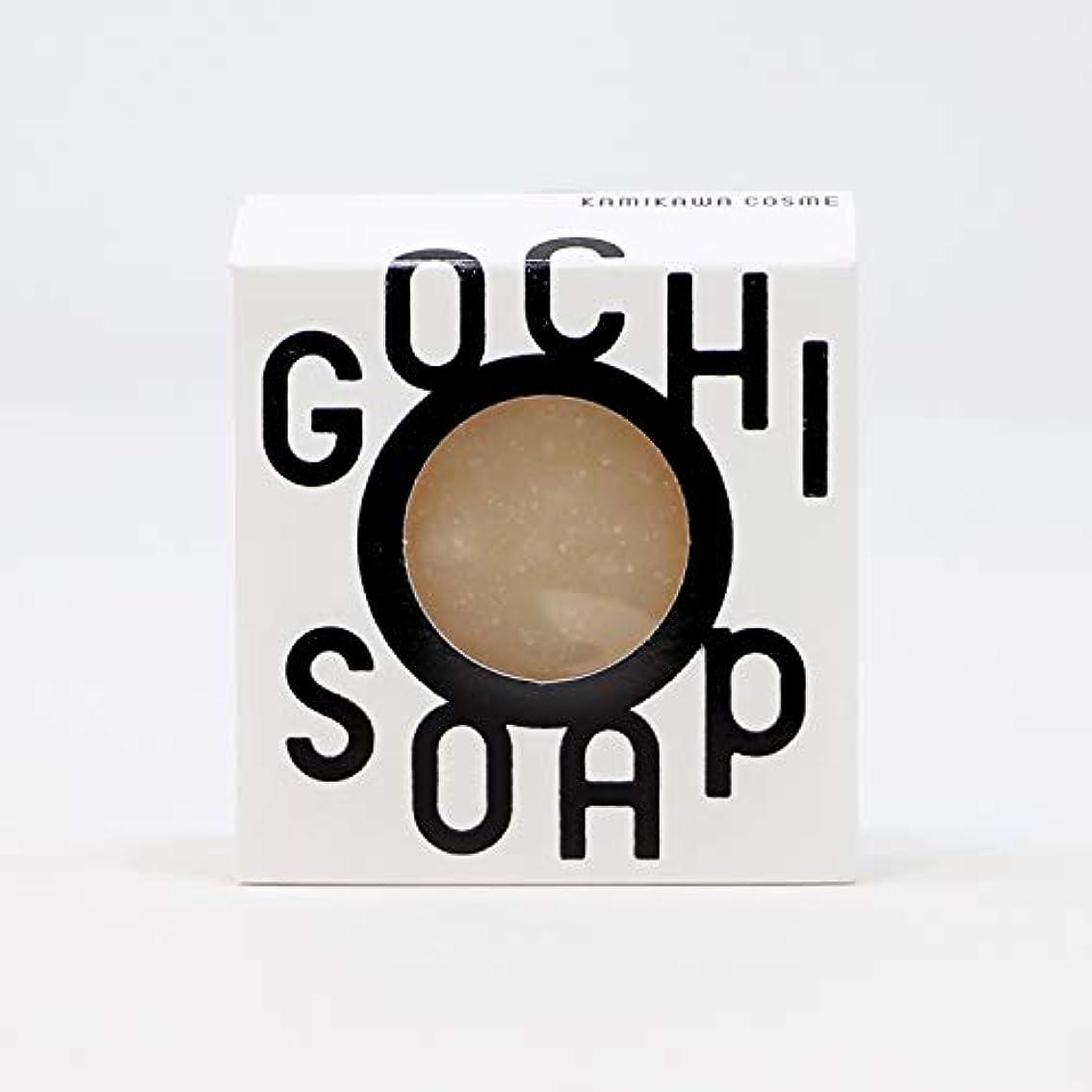 略語解放する睡眠GOCHI SOAP ゴチソープ 平田こうじ店の米糀のソープ