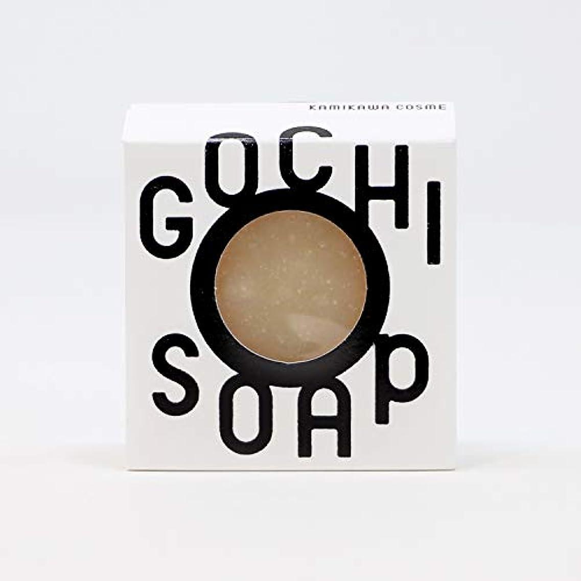 縁ジャンピングジャック想定するGOCHI SOAP ゴチソープ 平田こうじ店の米糀のソープ