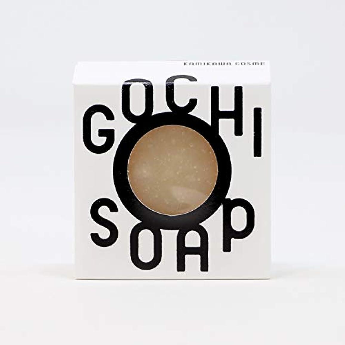 あまりにもタックルテキストGOCHI SOAP ゴチソープ 平田こうじ店の米糀のソープ