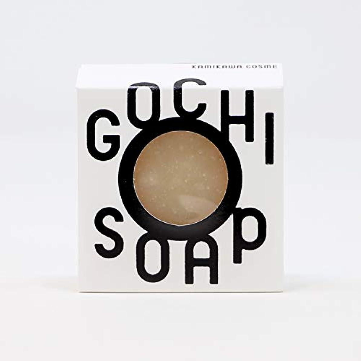 演じる識別する変成器GOCHI SOAP ゴチソープ 平田こうじ店の米糀のソープ