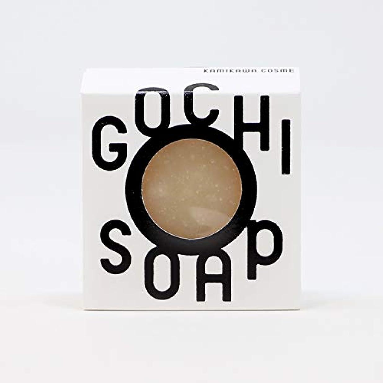 ポルトガル語テクトニック誤解を招くGOCHI SOAP ゴチソープ 平田こうじ店の米糀のソープ