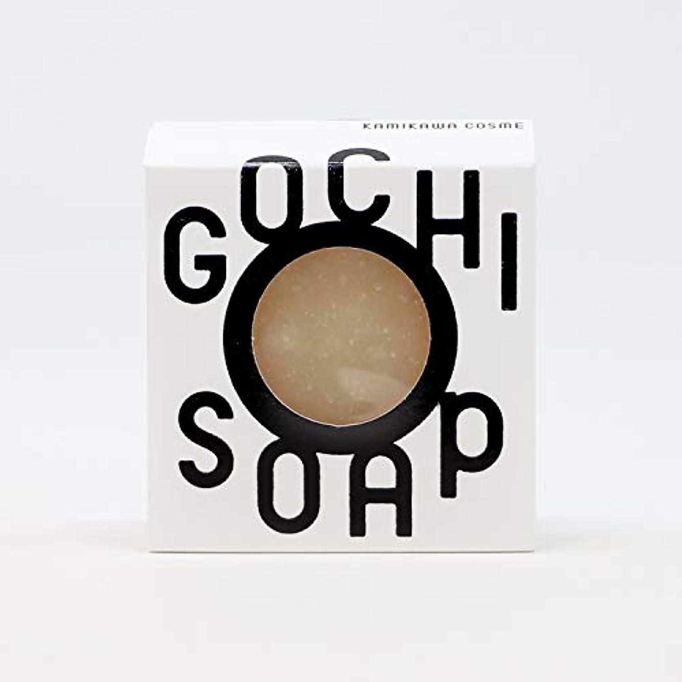 睡眠ラウズリムGOCHI SOAP ゴチソープ 平田こうじ店の米糀のソープ