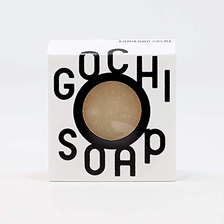 効率的定義する影のあるGOCHI SOAP ゴチソープ 平田こうじ店の米糀のソープ