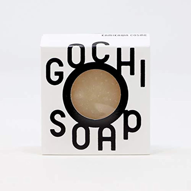 宇宙飛行士そよ風散髪GOCHI SOAP ゴチソープ 平田こうじ店の米糀のソープ