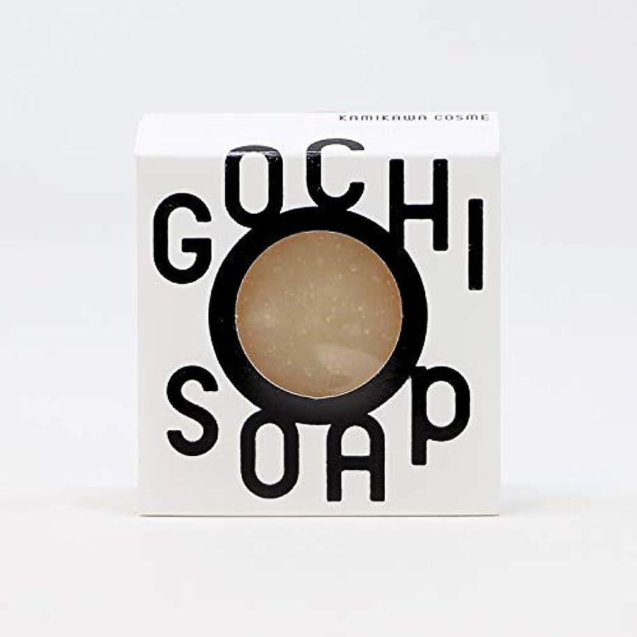 関係ない組み合わせる悪性腫瘍GOCHI SOAP ゴチソープ 平田こうじ店の米糀のソープ