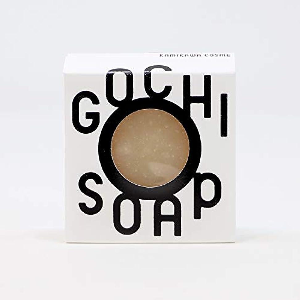 メタン喪モチーフGOCHI SOAP ゴチソープ 平田こうじ店の米糀のソープ