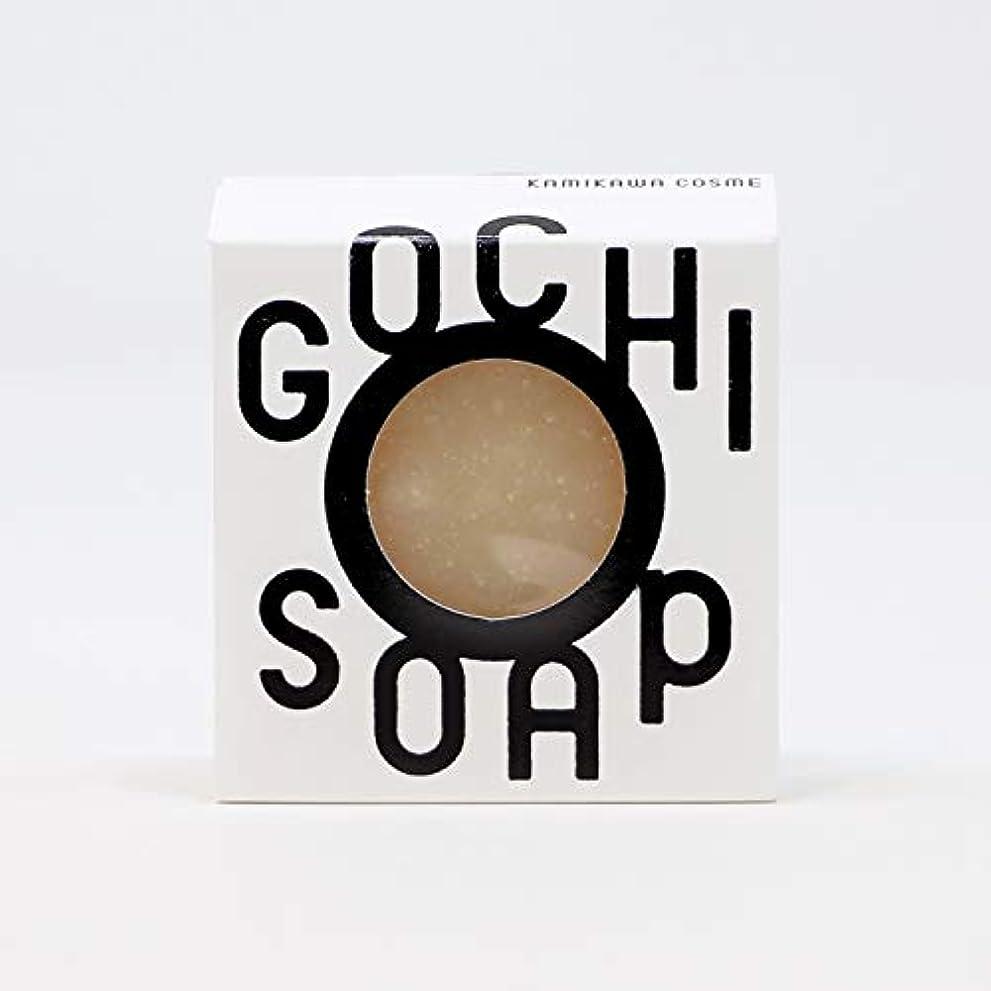 指とげのあるインゲンGOCHI SOAP ゴチソープ 平田こうじ店の米糀のソープ