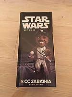 【非売品】ヤンキース スターウォーズコラボ2019 バブルヘッド CCサバシア