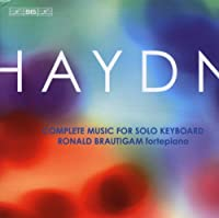 Haydn: Complete Music for Solo Keyboard (15CD)