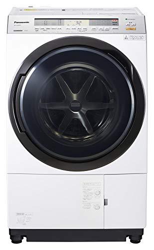 パナソニック ななめドラム洗濯乾燥機 11kg 左開き クリスタルホワイト NA-VX8900L-W