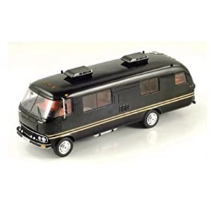 PLANEX ダッジ・トラバコ JPSチームモーターホーム (JPS Team Lotus Travco Motorhome) LOT-SM-JPSMH