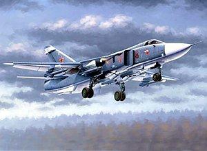 1/48 ロシア空軍 Su-24M フェンサーD