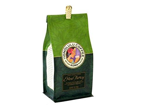 100%コナコーヒー ホノルルコーヒー 等級:エキストラファンシー 7オンス...