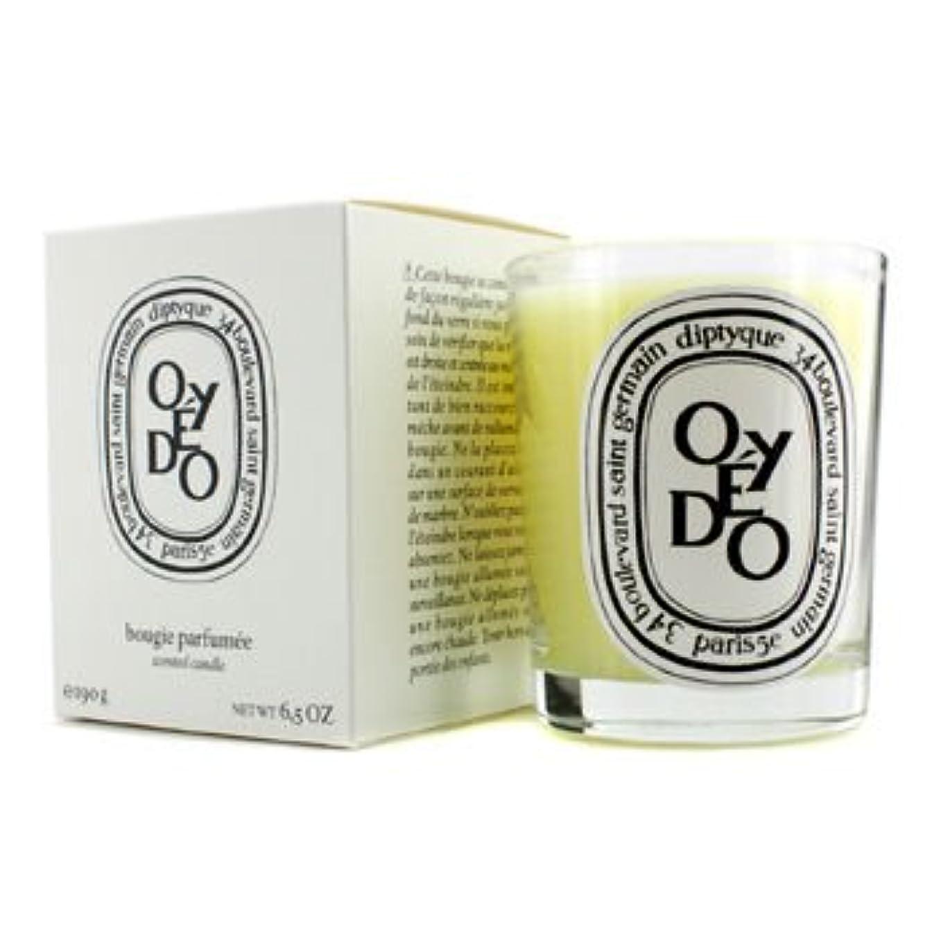 バーガー湿原服を片付ける[Diptyque] Scented Candle - Oyedo 190g/6.5oz