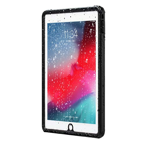 サンワサプライ『iPad 9.7インチ 2018/2017防水耐衝撃ハードケース(防塵・スタンド機能・IP68・ストラップ付)』