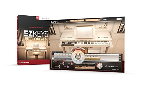 TOONTRACK EZ KEYS PIPE ORGAN