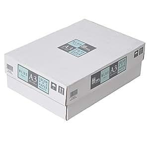 カラーコピー用紙 A3 500枚×3冊/箱 ブルー