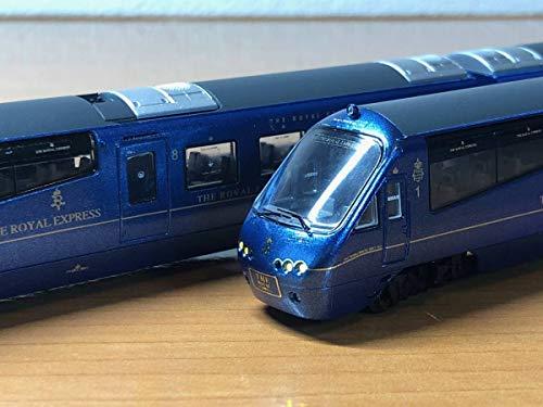 伊豆急2100系 「ザロイヤルエクスプレス」THE ROYAL EXPRESS 8両セット マイクロエース 東急電鉄