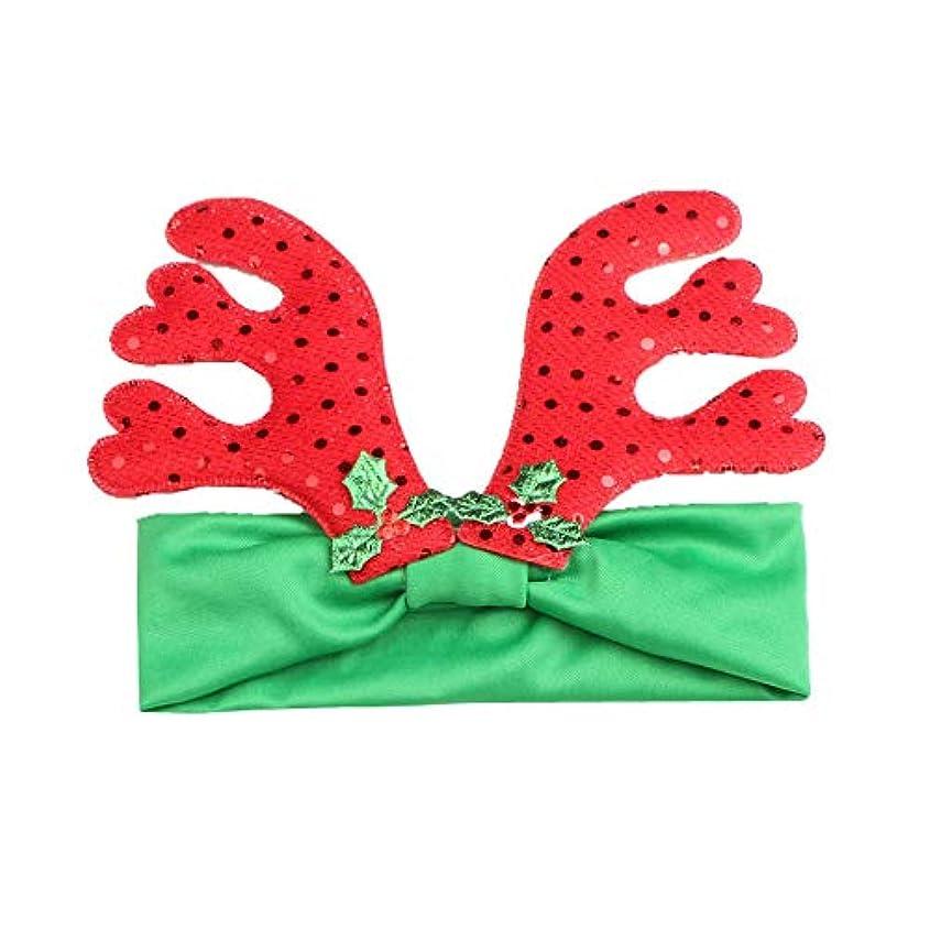 別にキャリッジ手のひらベビー ヘアバンド Zoiearl 人気 キッズ カチューシャ 女の子 髪飾りクリスマス 鹿 アントラー 子供 ヘアバンド 幼児 可愛い新生児 ヘアバンド ベビー 髪飾り グリーン 赤 ヘアアクセサリー 0~4歳 コスチューム クリスマス お祝い プレゼント