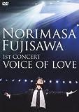 1st CONCERT 「VOICE OF LOVE」 [DVD]