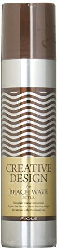 感染するモニカ曇ったフィヨーレ クリエイティブデザイン ビーチウェーブ ヘアスプレー 200g