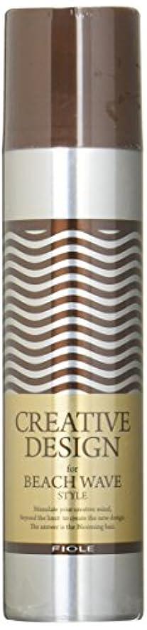 豪華な石のシャットフィヨーレ クリエイティブデザイン ビーチウェーブ ヘアスプレー 200g