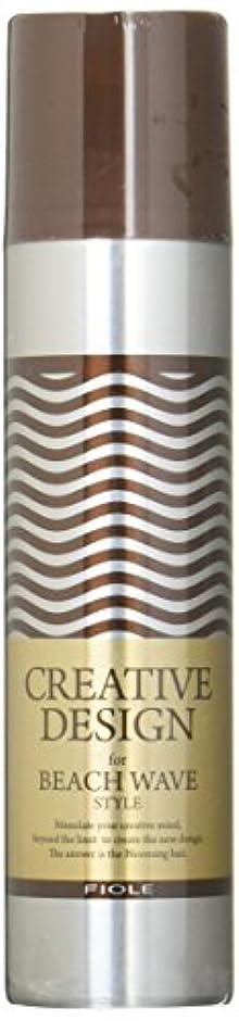 線形サワー現代のフィヨーレ クリエイティブデザイン ビーチウェーブ ヘアスプレー 200g