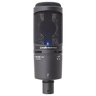 audio-technica オーディオテクニカ USB マイクロホン AT2020USB+