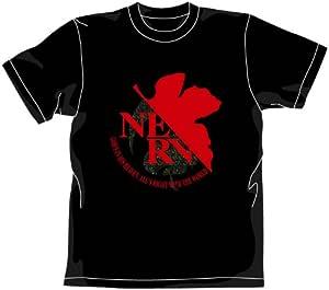エヴァンゲリヲン新劇場版 NERV Tシャツ サイズ:L